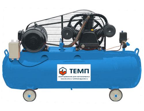 Компрессор поршневой ТЕМП TC300LA800