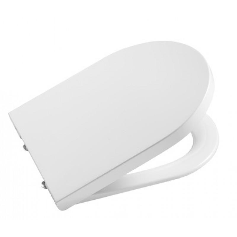 Крышка-сиденье для унитаза Roca Inspira Round 80152C00B микролифт