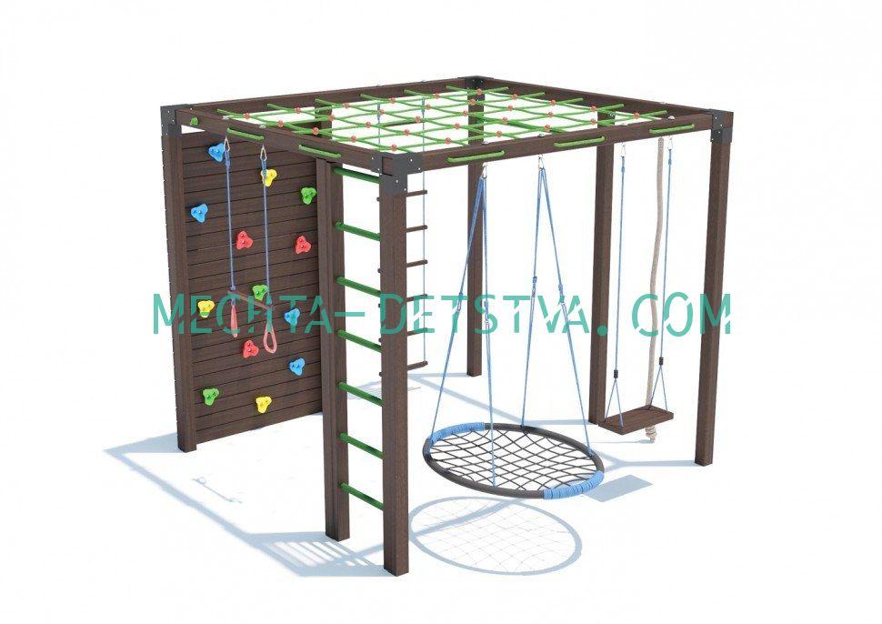 Детский спортивный игровой комплекс S 2