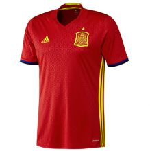 Игровая футболка клуба adidas Federación Española de Fútbol Home Jersey Replica красная