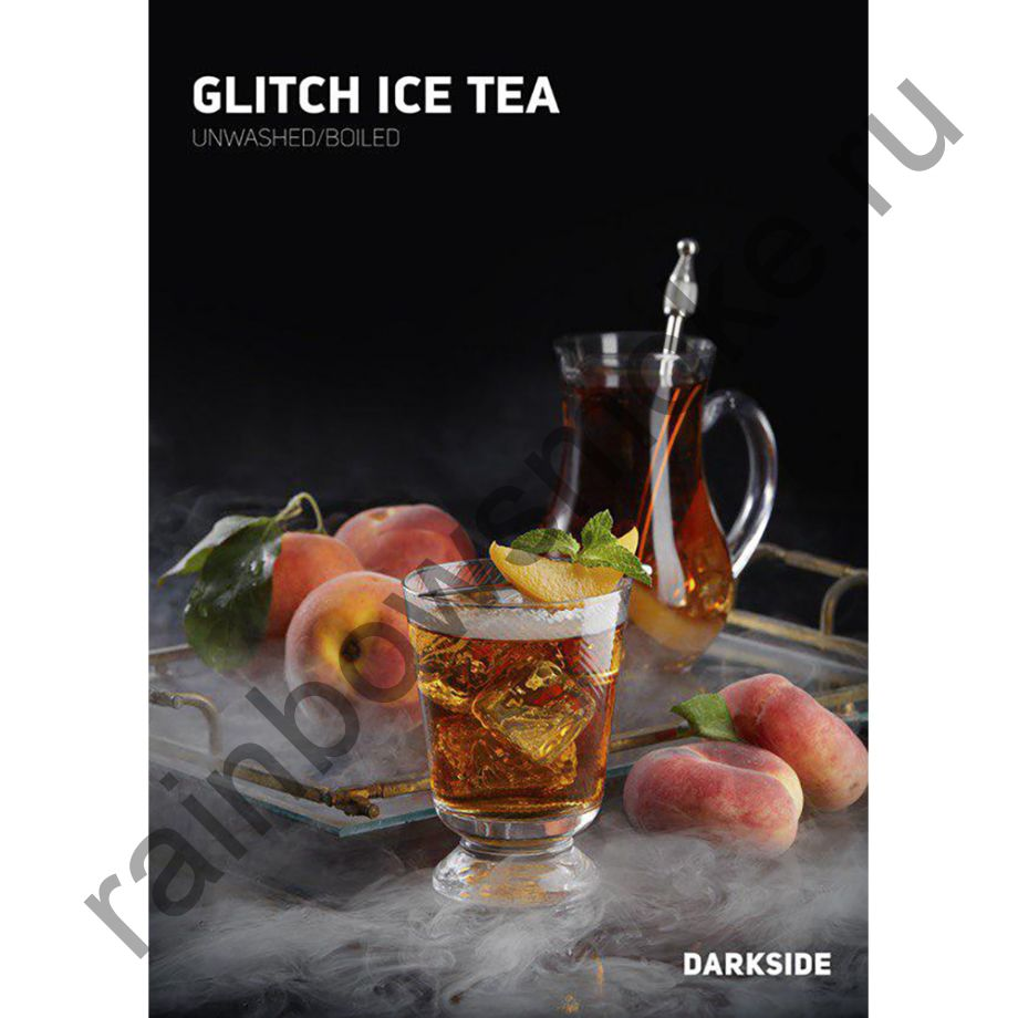 DarkSide Rare 250 гр - Glitch Ice Tea (Персиковый Чай)