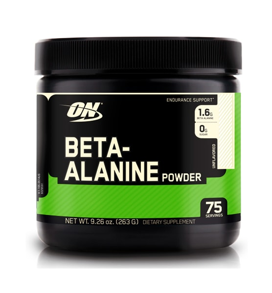 Optimum Nutrition Beta-Alanine powder (75 порций)