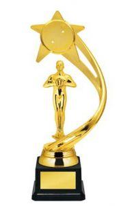 Фигура Оскар и звезда (28 см)