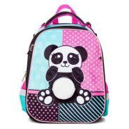 "Рюкзак ранец ""Ergonomic. Panda"", EVA материал, светоотраж., 37х29х17см 2 отд., 2 кармана (арт. NRk_30005)"