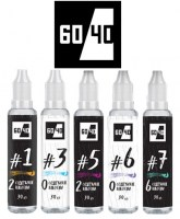 """Е-жидкость """"60/40"""" #4"""
