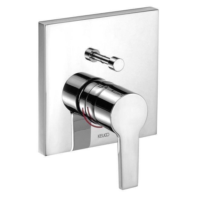 Keuco Edition 11 смеситель для ванны/душа 51172010282 ФОТО