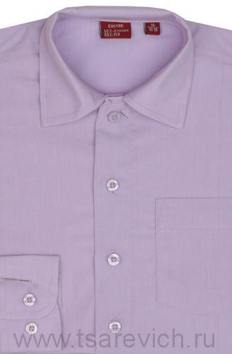 Детская рубашка дошкольная,   оптом 10 шт., артикул: Lilac