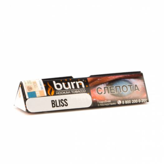 Burn Bliss
