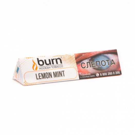 Burn Lemon Mint