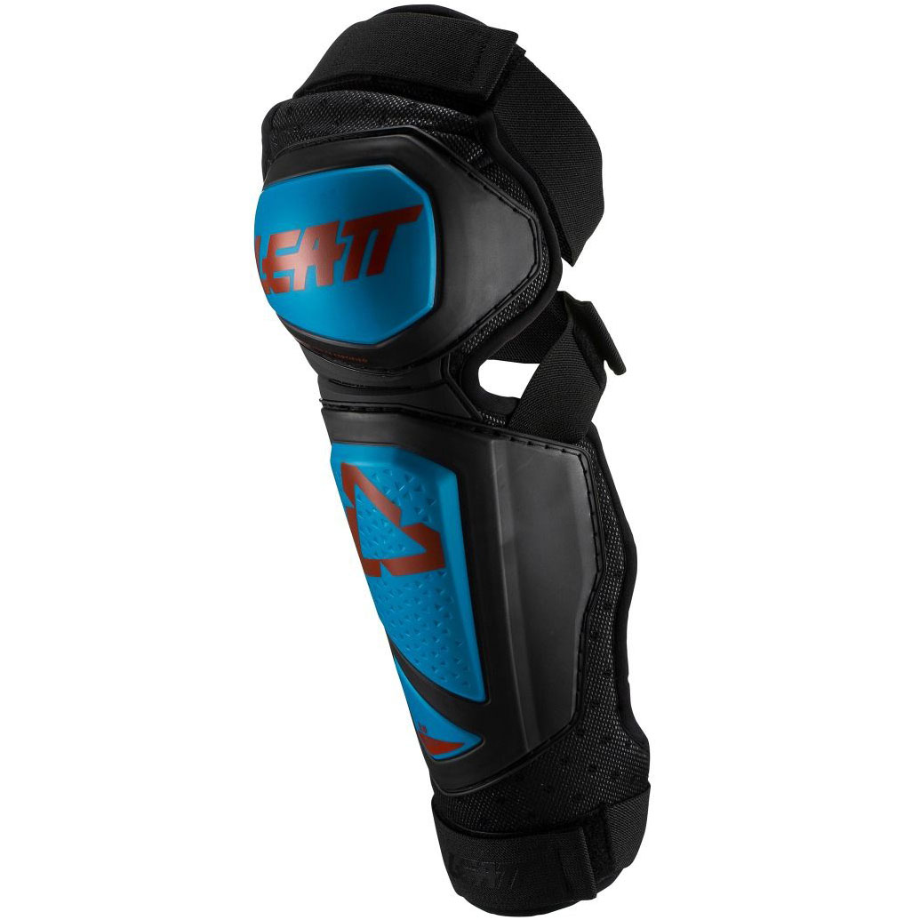 Leatt - 2019 3.0 EXT Knee & Shin Guard Fuel/Black защита колен, сине-черная