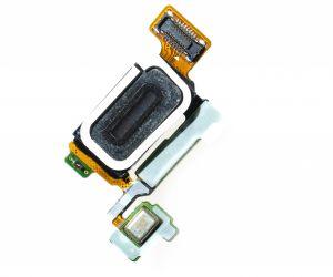 FLC (Шлейф) Samsung G920F Galaxy S6 (на speaker и микрофон) Оригинал