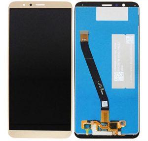 LCD (Дисплей) Huawei Honor 7X (в сборе с тачскрином) (gold)