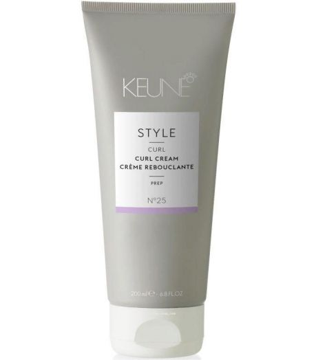 Keune Стиль Крем для ухода и укладки вьющихся волос/ STYLE CURL CREAM, 200 мл.