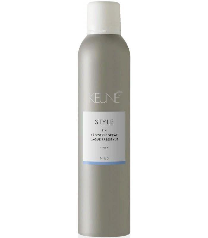 Keune Стиль Лак для волос фристайл/ STYLE FREESTYLE SPRAY, 75 мл.