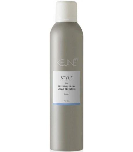 Keune Стиль Лак для волос фристайл/ STYLE FREESTYLE SPRAY, 500 мл.