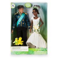 Тиана и Навин Классический свадебный набор кукол - Принцесса и лягушка