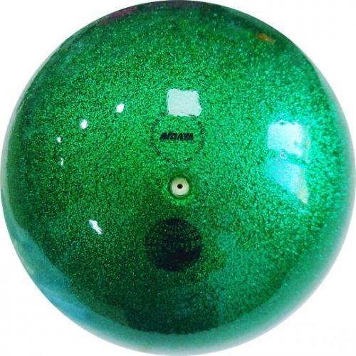 Мяч Technorubber GLITTER 18 см Amaya