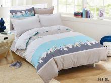 Комплект постельного белья Сатин SL  семейный  Арт.41/393-SL