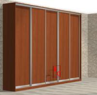 Шкаф купе - На 5 дверей