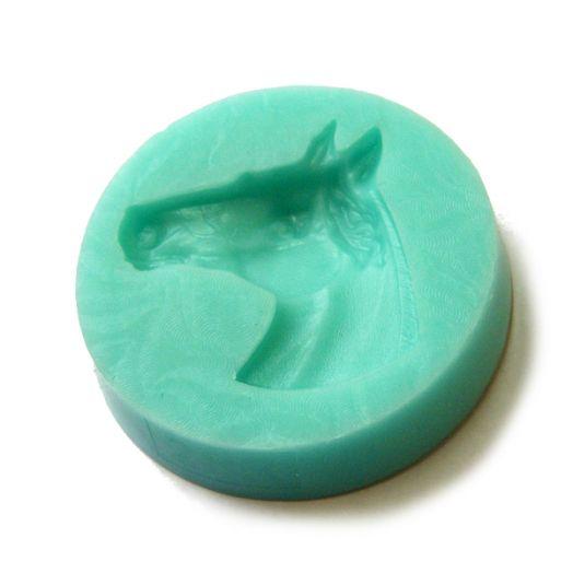 Молд силиконовый Голова лошади