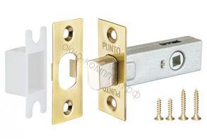 Задвижка врезная Punto (Пунто) DB-45 SG Мат. Золото АРТ:36963
