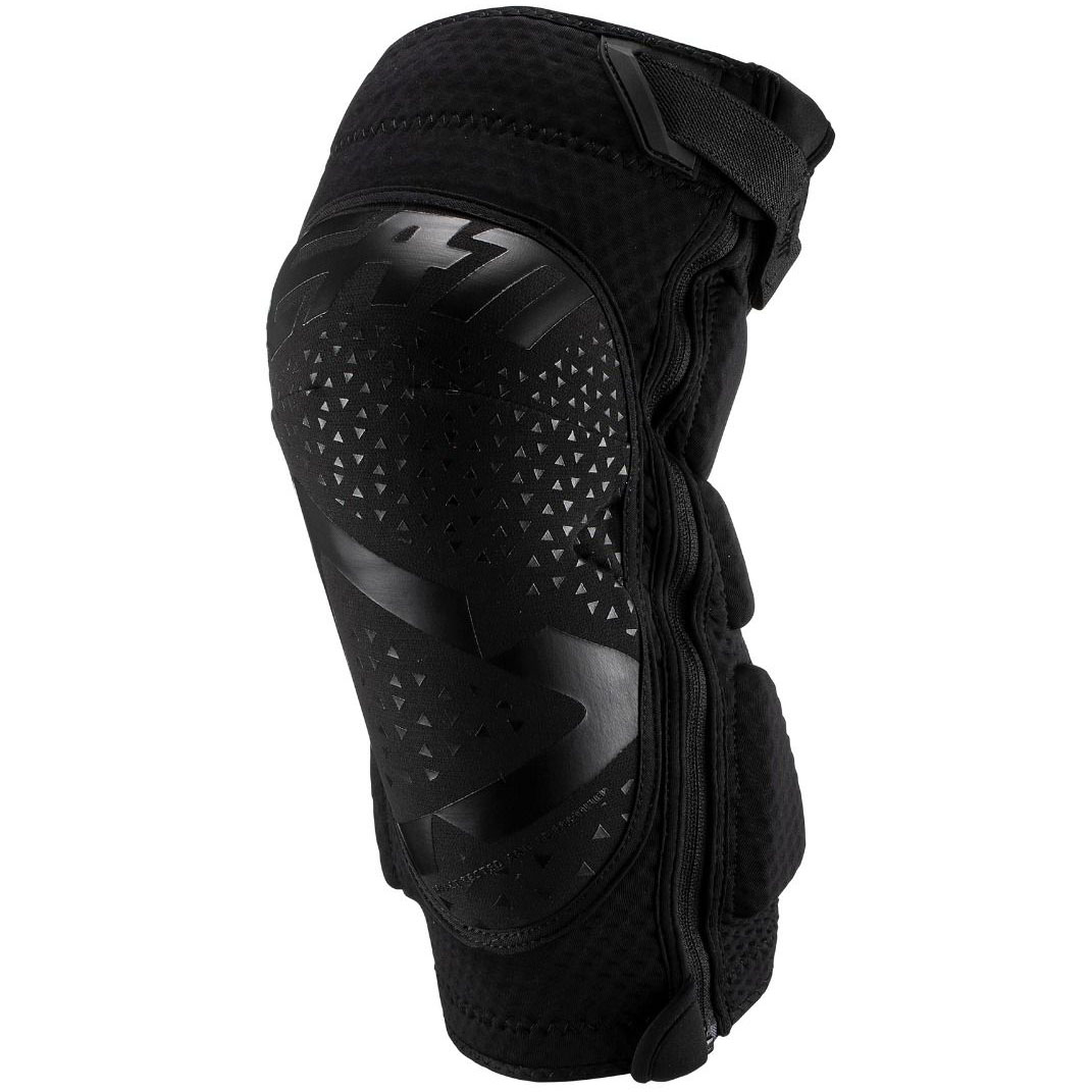 Leatt 3DF 5.0 Zip Knee Guard Black защита колен