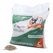 Наполнитель Чистые пушистые Классический 5л (растительно-минеральный)