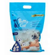 Наполнитель Betty Cat комкующийся нейтральный 10л