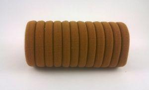 Резинка для волос бесшовная 3 см, цвет № 26  (1уп = 24шт)