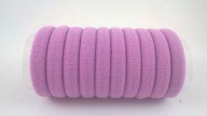 Резинка для волос бесшовная 4 см, цвет № 21 (1уп = 24шт)