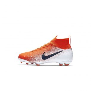 ДЕТСКИЕ БУТСЫ NIKE SUPERFLY 6 ELITE FG JR (SU19) AH7340-801