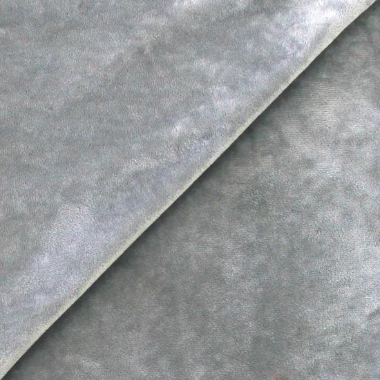Мелковорсовый мех- Серый 50х40