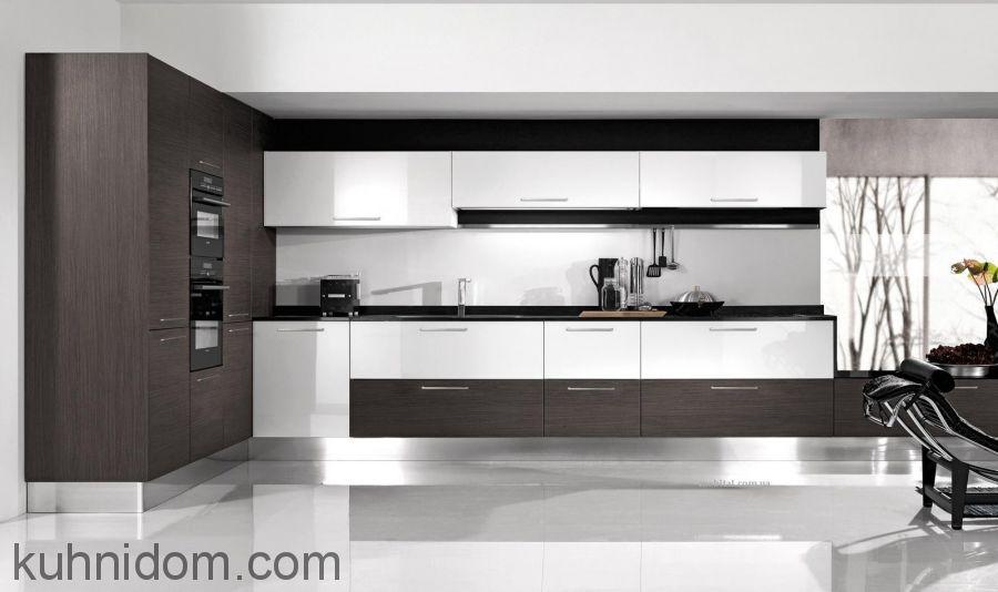 Кухня NORMA пластик