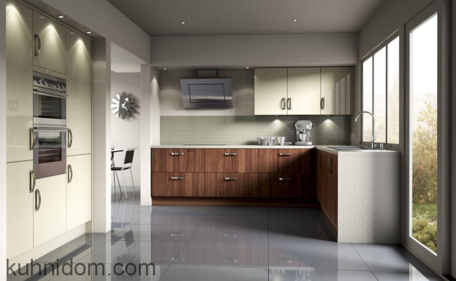 Кухня NORMA Белая