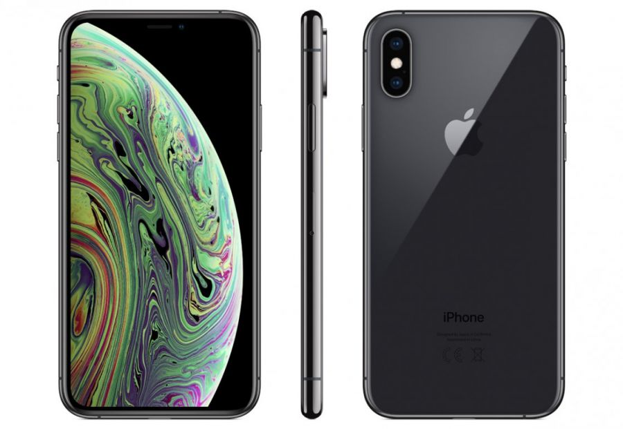 Смартфон Apple iPhone Xs Max 64GB Space Gray (MT502RU/A)