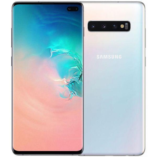 Смартфон Samsung Galaxy S10 Plus 8/128GB Перламутр (SM-G975FZWDSER)