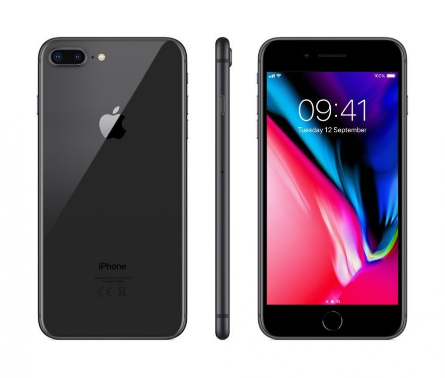 Смартфон Apple iPhone 8 Plus 256GB LTE Gray