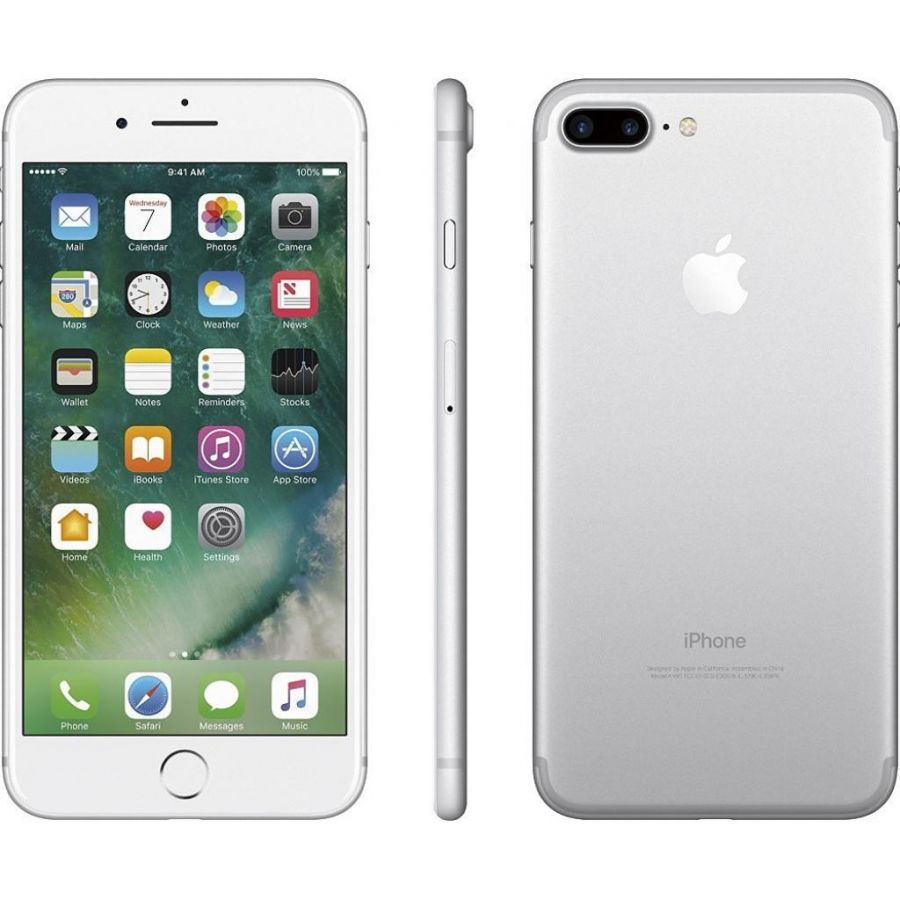 Смартфон Apple iPhone 7 Plus 256GB LTE Silver