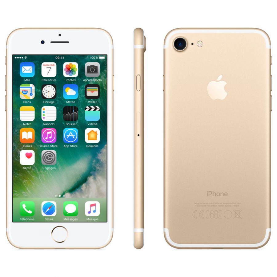 Смартфон Apple iPhone 7 256GB LTE Gold