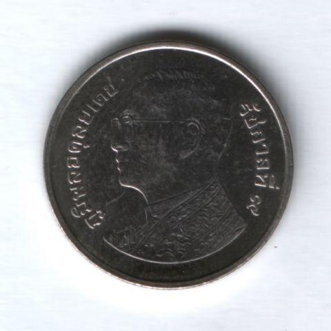 1 бат 2012 года Таиланд
