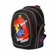 Рюкзак ранец школьный cosmo iii, roller blader, 36х29х18 см (арт. 20412-18)