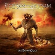 """FLOTSAM AND JETSAM """"The End Of Chaos"""" 2019"""