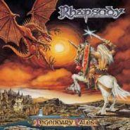 RHAPSODY | Legendary Tales (CD digibook)