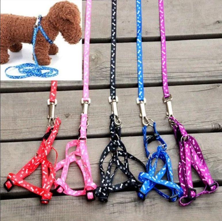 Поводок со Шлейкой для Кошек и Собак Dog Chain, 10 Мм Х 120 См