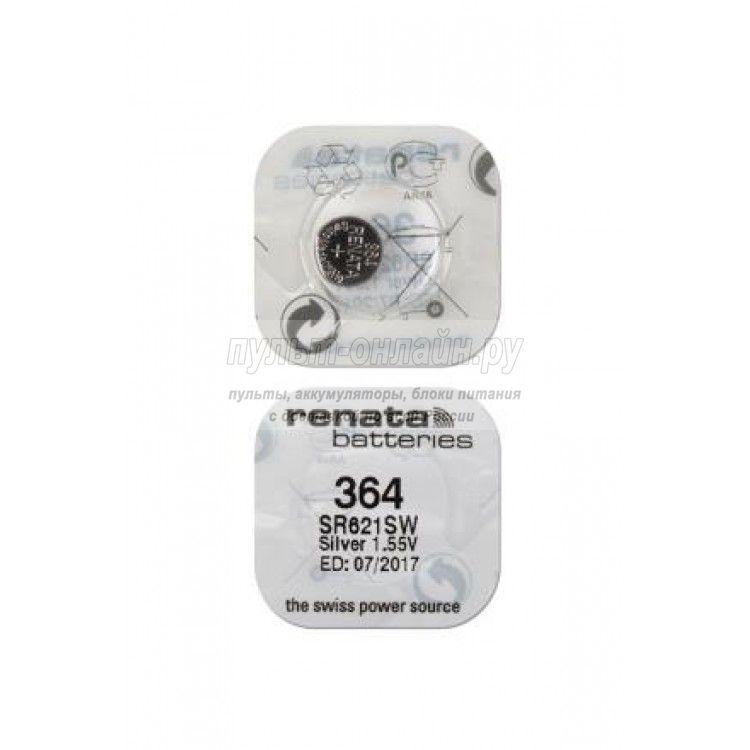 Батарейка Renata SR621SW