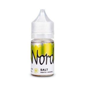 Е-жидкость Nord Salt Манго и ананас, 30 мл.