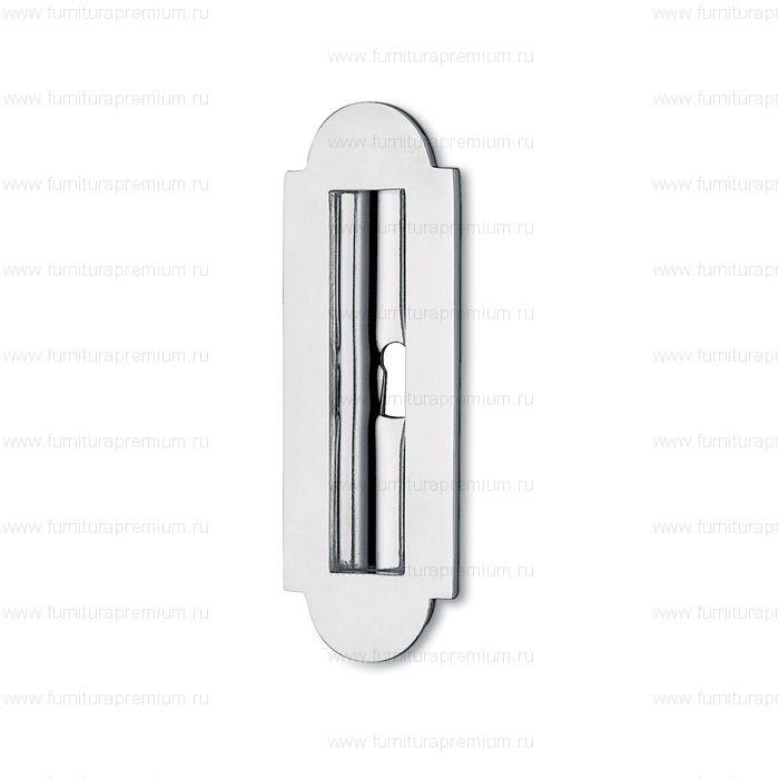 Ручка Colombo Antologhia Ottocento KOT111 CF для раздвижных дверей под ключ