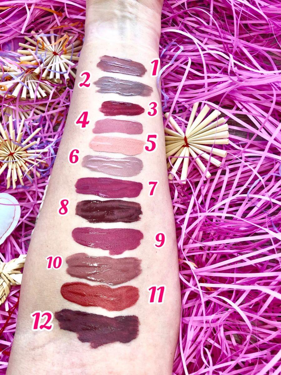 Матовая  Помада для губ Dose of Colors Matte Liquid