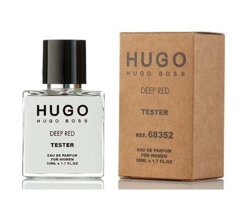 Мини Tester  Hugo Boss Deep Red 50 мл (ОАЭ)