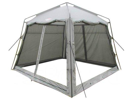 Тент CAMPACK-TENT G-3501W с ветро-влагозащитными полотнами